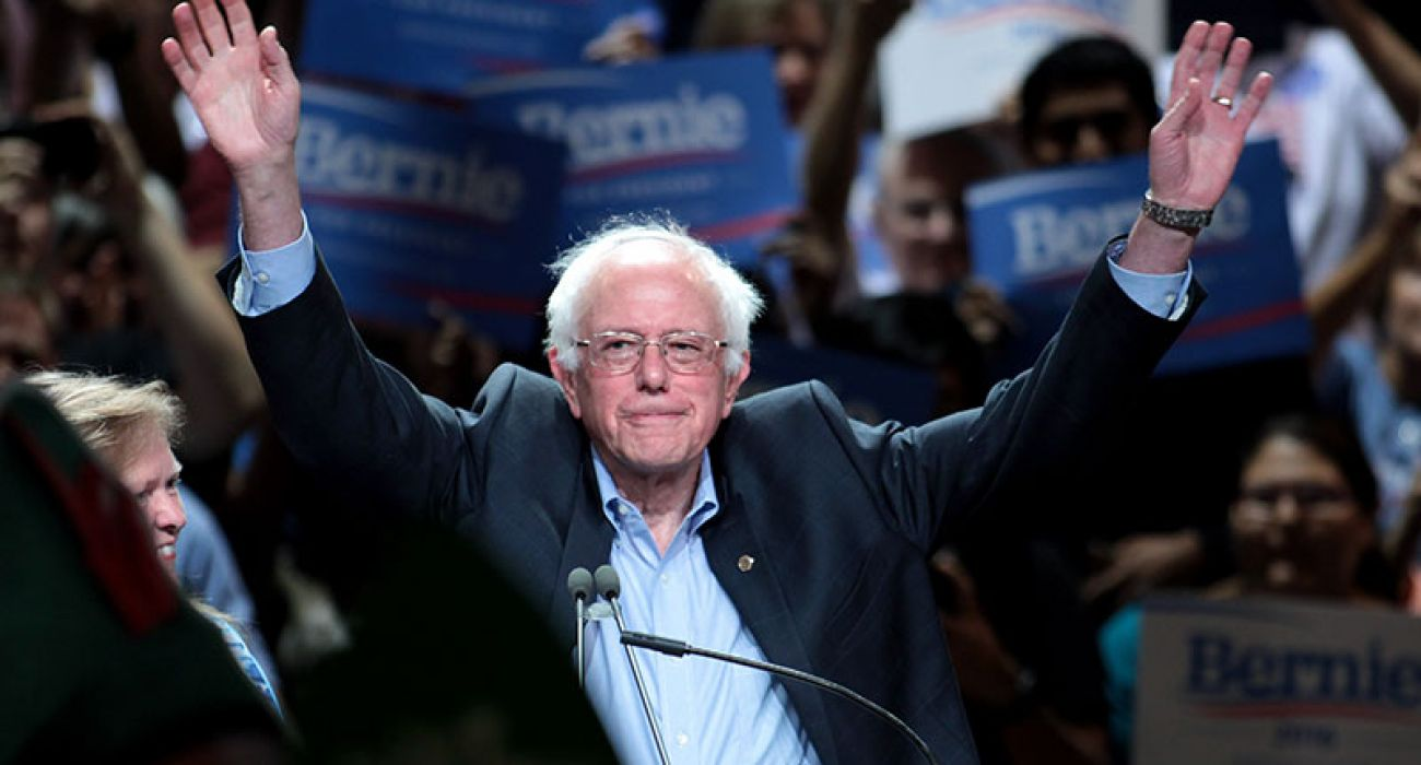 Wouldn't Bernie Sanders Like Participation Trophies?