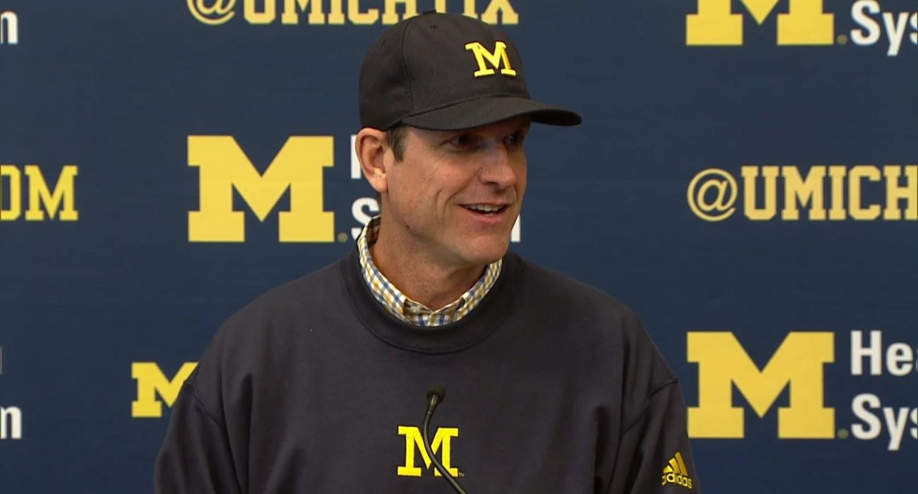 How Life Insurance Made Jim Harbaugh, Not Nick Saban, the Highest Paid Coach in the NCAA
