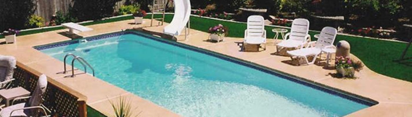 Trilogy Fiberglass Pools