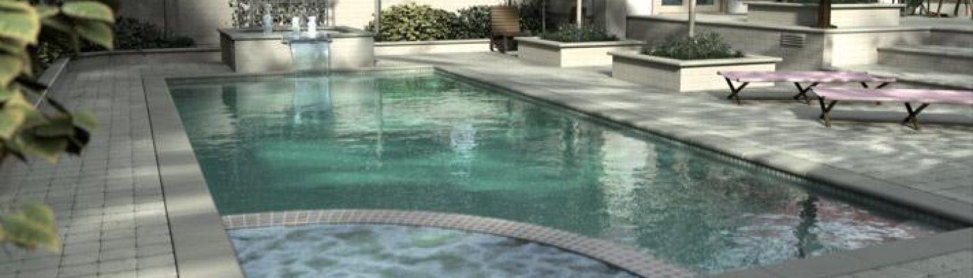 Trilogy Fiberglass Pools