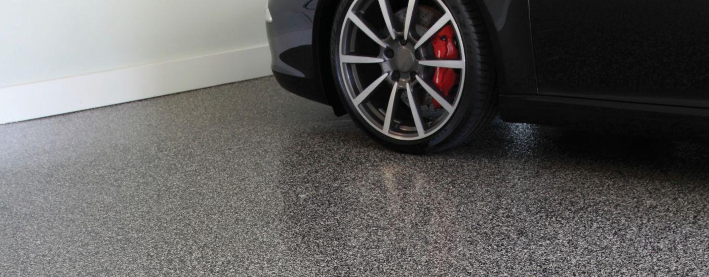 Granite Garage Floors Richmond