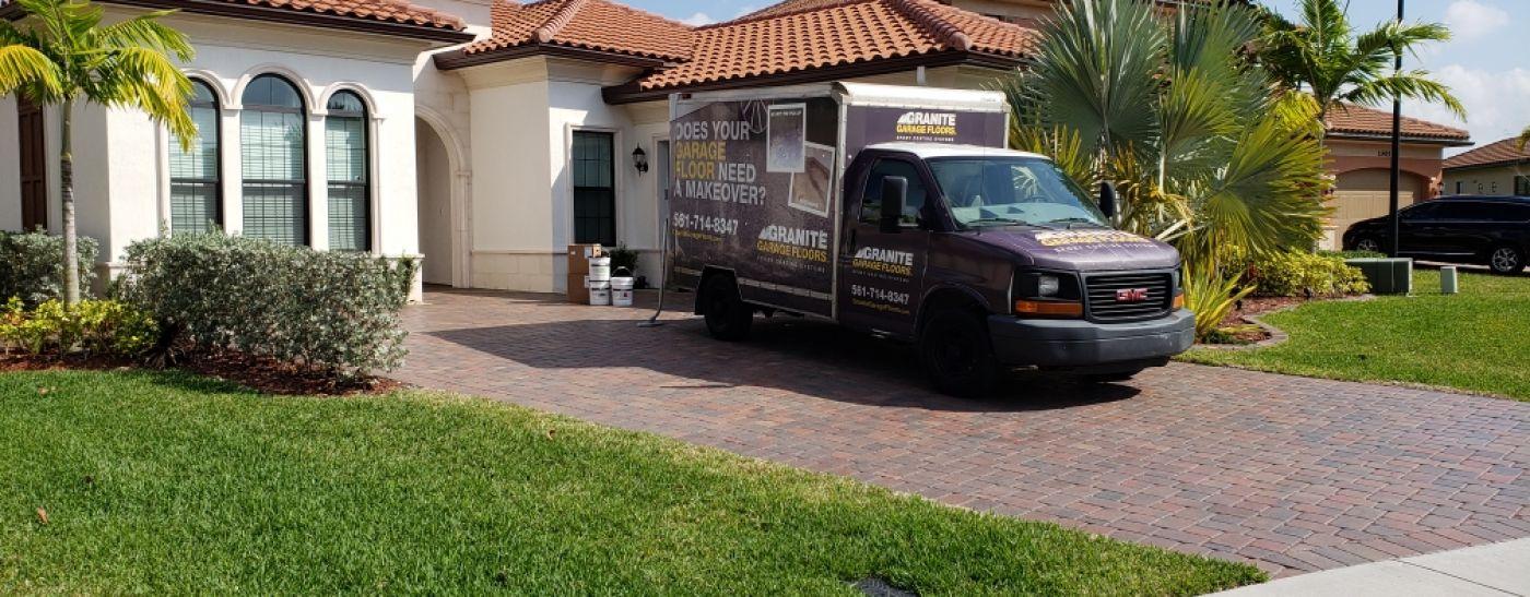Granite Garage FloorsFt. Lauderdale