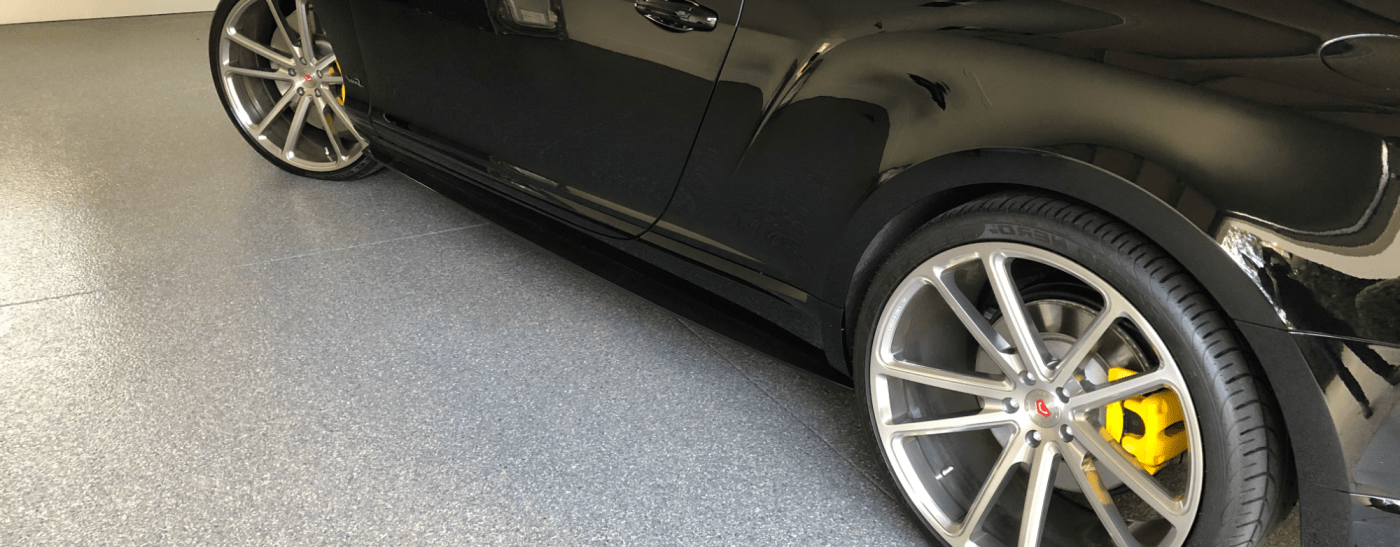 Your Trusted Experts for Garage Flooringin Chesapeake