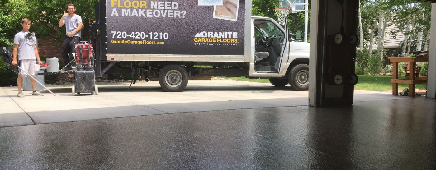 Granite Garage Floors Denver