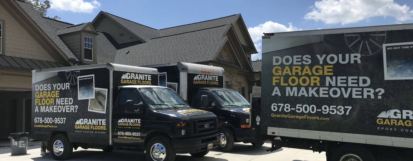 Granite Garage FloorsAtlanta