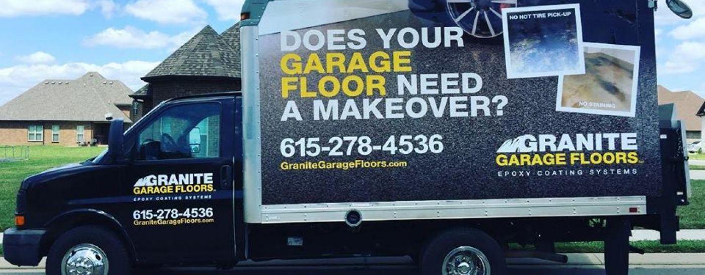 Granite Garage Floors Nashville