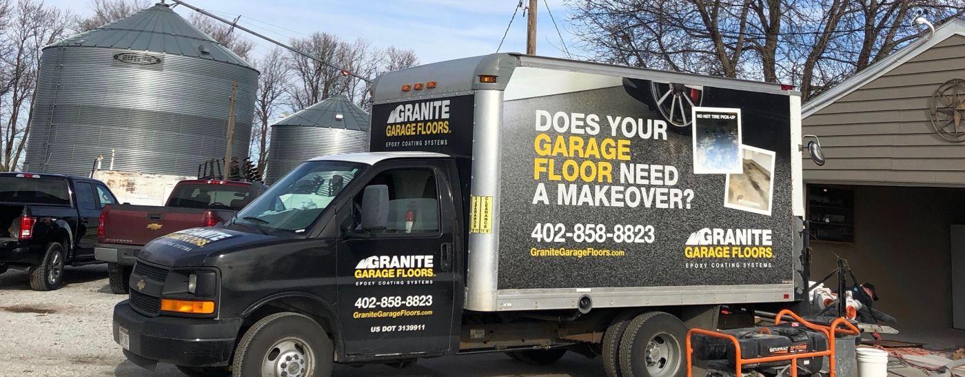 Granite Garage FloorsNebraska