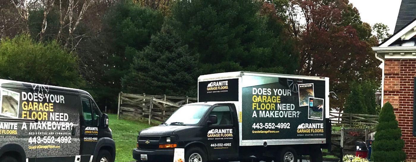 Granite Garage Floors Baltimore