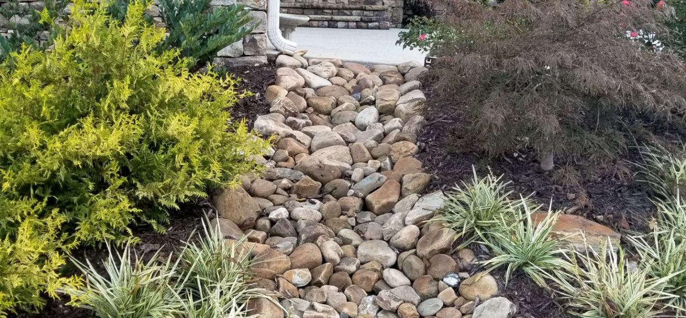 Dry Creek Beds | Advanced Drainage Solutions