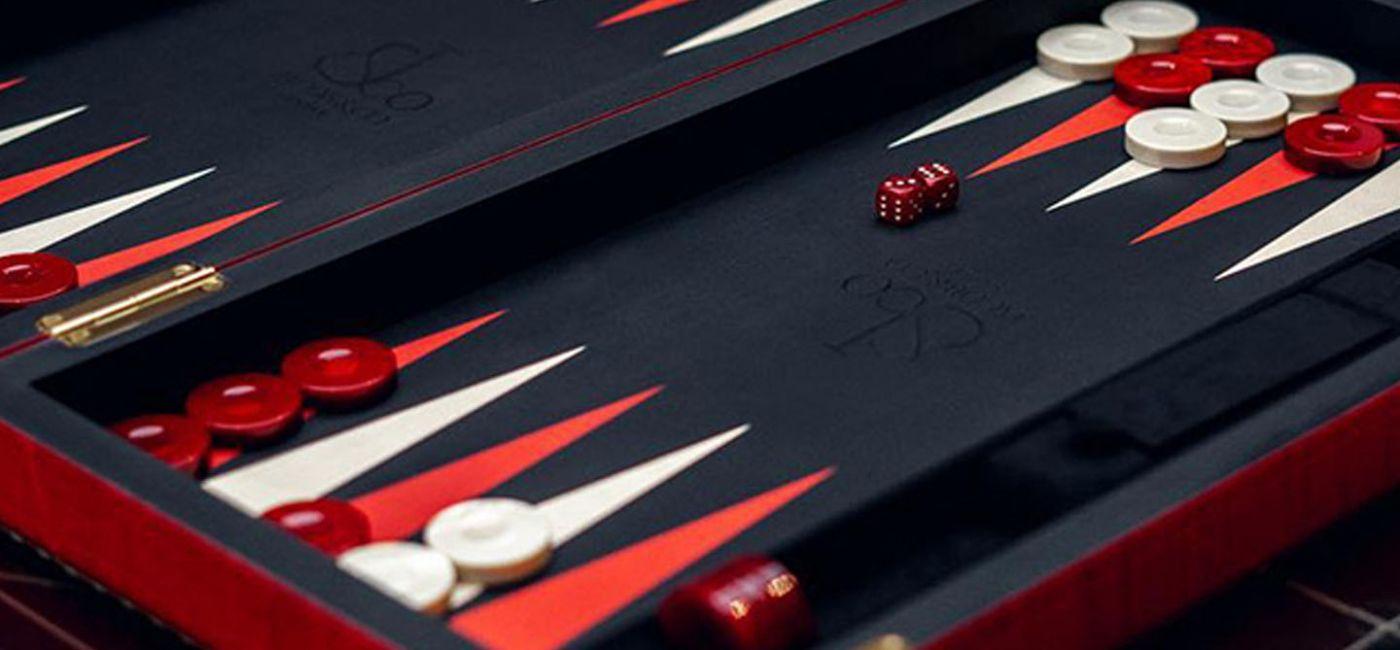 Jacob & Co.'s Stylish $7,000 Backgammon