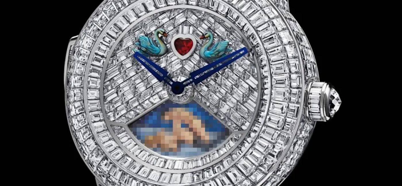 Erotic Watches: The Very Expensive Gag That Dates Back Centuries