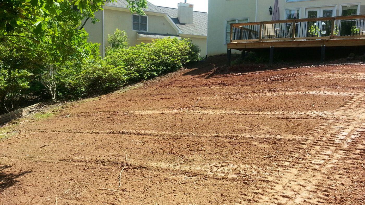 Drainage Solutions Gallery Atlanta Sod Company