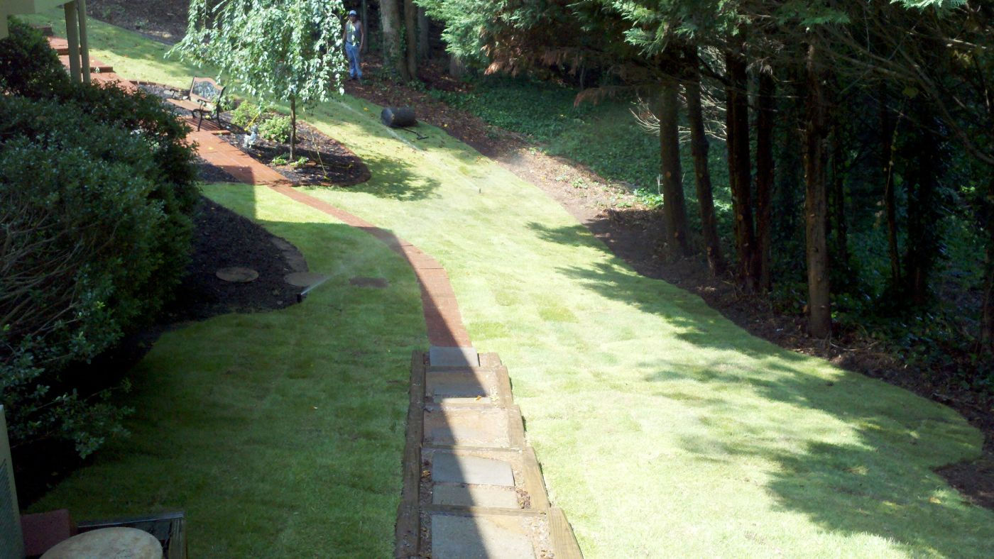 Hardscaping & Retaining Walls Gallery