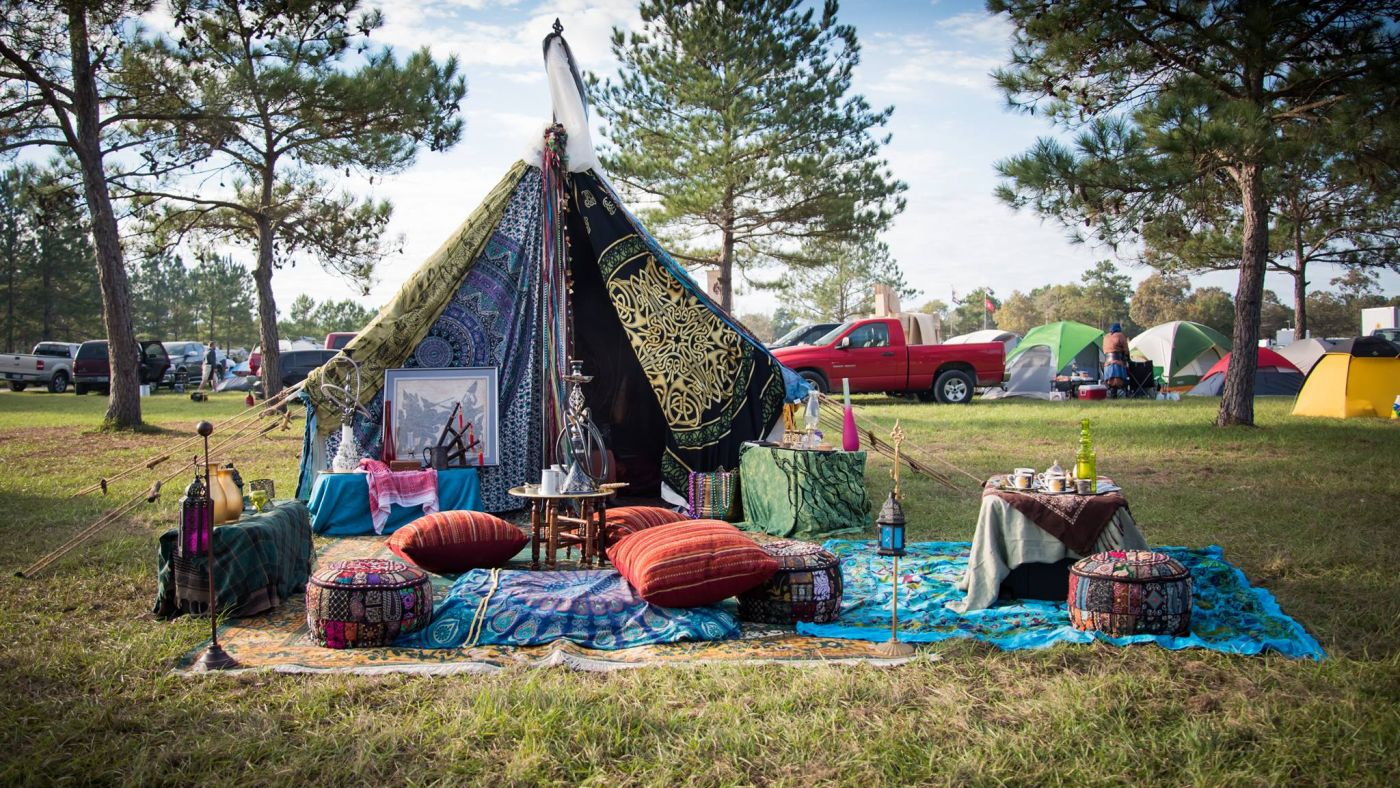 Camping   New Market Campground   Texas Renaissance Festival