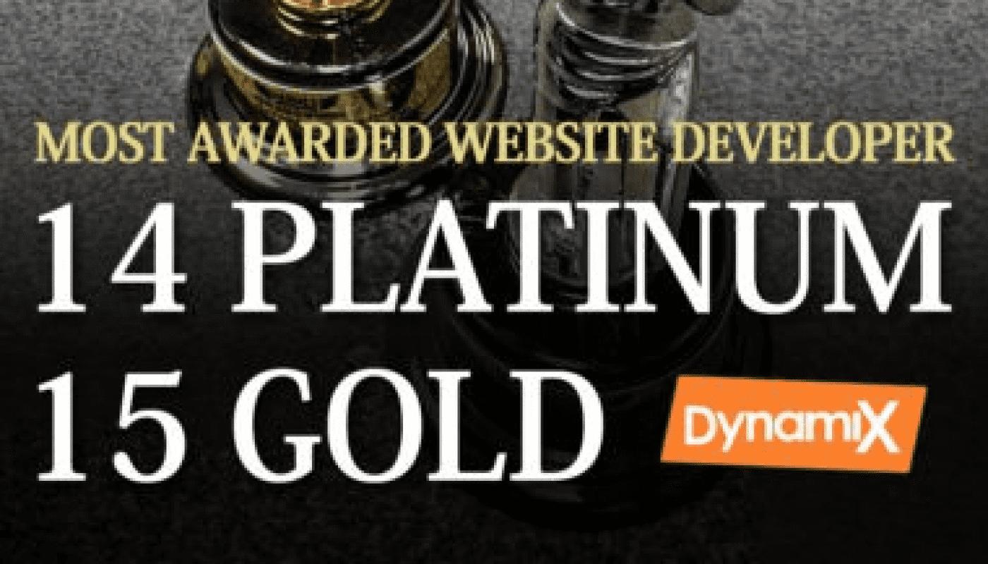DynamiX Wins 29 Hermes Creative Awards, Most Awarded Website Developer for 2017