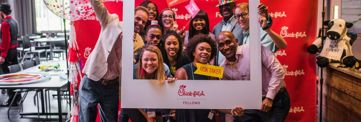 Apply to be a Chick-fil-A Fellow
