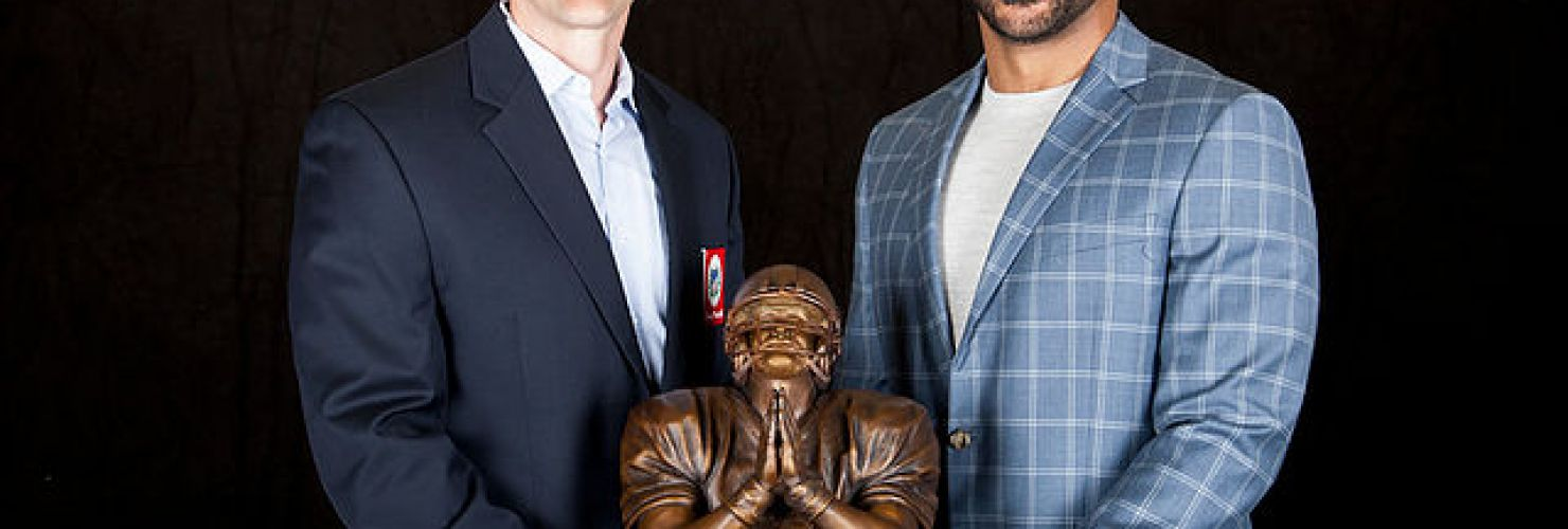 The Wuerffel Trophy: Shining a light off the field