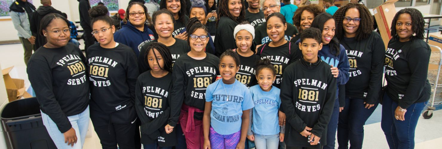 Westside Volunteer Corps Celebrates MLK Day