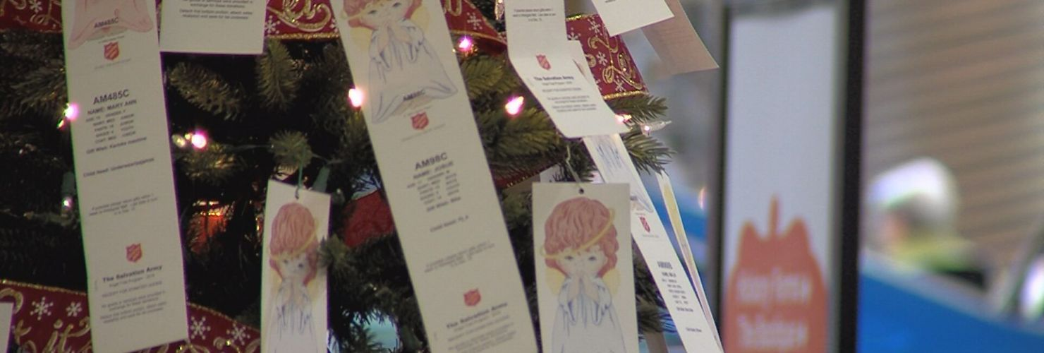 Help a Child in Need This Christmas with Angel Tree