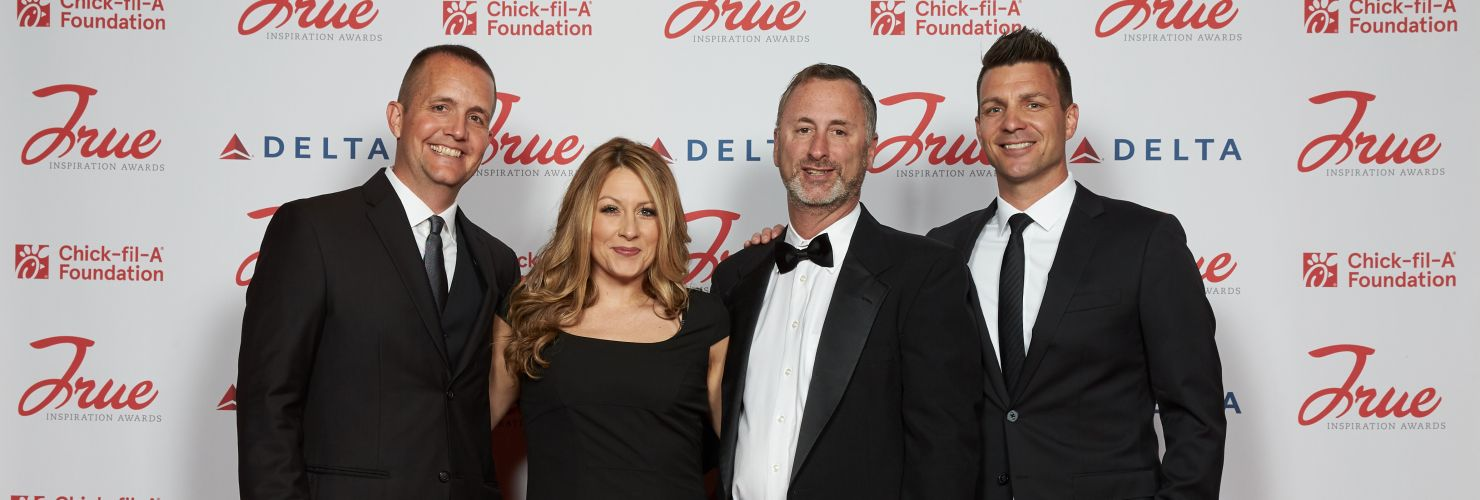 Chick-fil-A Foundation Celebrates 2018 True Inspiration Award Winners with Weekend in Atlanta