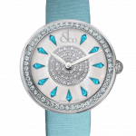 Pager to activate Brilliant One Row Icy Blue Sapphires 38mm