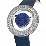 Pager to activate Brilliant Mystery Baguette Partial Sapphire