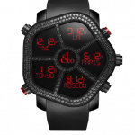 Pager to activate Ghost Black Two Rows Bezel
