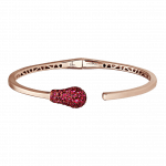 Pager to activate Ruby Match Cuff Bracelet