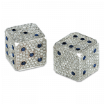 Pager to activate Diamond Dice White Gold
