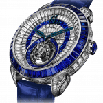 Pager to activate Palatial Opera Flying Tourbillon Blue Sapphires