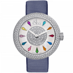 Pager to activate Brilliant Half Pave 38mm