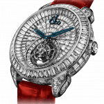 Pager to activate Palatial Opera Flying Tourbillon Diamonds