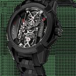 Pager to activate Epic X Black Titanium Bracelet
