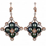 Pager to activate Tahitian South Sea Pearl Earrings