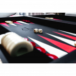 Pager to activate Backgammon Set