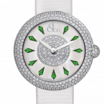 Pager to activate Brilliant Half Pave Tsavorites 44mm
