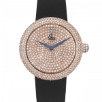 Pager to activate Brilliant Pave Rose Gold 38mm