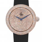 Pager to activate Brilliant Pave Rose Gold 44mm
