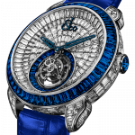 Pager to activate Palatial Opera Flying Tourbillon White Gold Sapphires