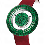 Pager to activate Brilliant Mystery Baguette Emerald