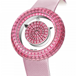 Pager to activate Brilliant Mystery Baguette Pink Sapphires