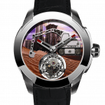 Pager to activate Pioneer Tourbillon