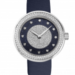 Pager to activate Brilliant Half Pav? Round White Diamonds 38mm