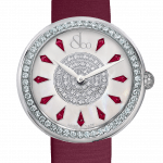 Pager to activate Brilliant One Row Rubies 44mm