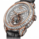 Pager to activate Palatial Opera Flying Tourbillon Rose Gold
