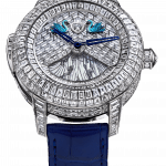 Pager to activate Rasputin Tourbillon Full Diamonds