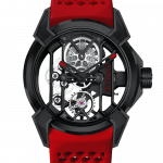 Pager to activate Epic X Black Titanium (Red Band)