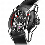 Pager to activate Epic X Racing Black Titanium (White Neoralithe Inserts)