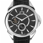 Pager to activate Palatial Classic Manual Big Date - Steel