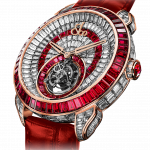 Pager to activate Palatial Opera Flying Tourbillon
